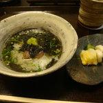 京洛肉料理 いっしん - 肉茶漬け