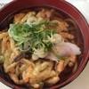 スーパーセンターアマノ フードコーナー - 料理写真:かき揚げうどん290円。