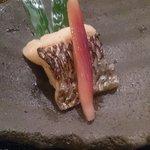 銀座 鮨一 - 焼き