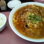 栄太呂ラーメン - スーラータンメン