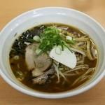 2014 #275 ★麺屋 彩未 @辛醤油/14周年記念 ¥650