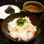 高麗橋桜花 - 炊き込みご飯
