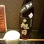 高麗橋桜花 - 日本酒
