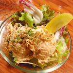 ライノスキッチン - クリーミーポテトサラダ¥500