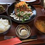ロッソ・ビアンコ - 厚切り生姜焼き