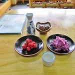 37607359 - 出羽桜&つまみ