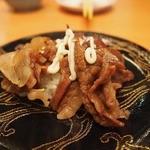 京寿司 - 黒毛和牛すき焼き 360円