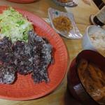 Himitsukujira - くじら竜田定食