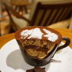 ホノルルコーヒー - コーヒーカップティラミス