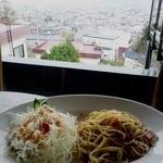 セリナ - 料理と眺望