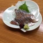 葵寿し - 鯵刺身