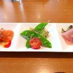 37613304 - ランチコース、前菜