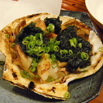 ライノスキッチン - ホタテ磯焼き¥780