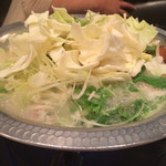 木村屋本店 - 水炊き