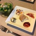 バッカス - 前菜&サラダ
