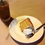 バッカス - デザート&アイスコーヒー