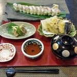 お食事茶屋 膳 - 花鯛寿司膳