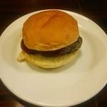 37616634 - ほそやのハンバーガー
