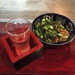 弁慶 - オクラ納豆