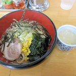 土筆 - つくし(冷麺)大盛り