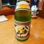 きあい - 【2015.5.4(月)】冷酒(八海山・300ml)680円