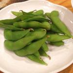 酔虎伝 - 枝豆