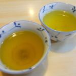 大師茶屋 - お茶