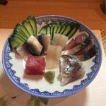宿木 - 〆寿司盛り