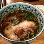 花郷庵 - トロロ蕎麦