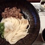 麺喰 - 肉おろしぶっかけ
