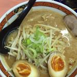 ぼーよしラーメン - 料理写真:味噌ラーメン