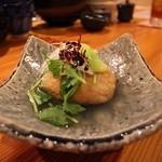 絆  - 蓮根饅頭