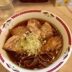 37625172 - チャーシュー麺700円+大盛100円