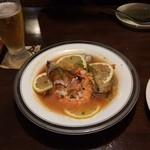 エントロ スープ&タパス - トマトスープ