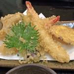本郷 - 天ぷら