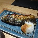 小割烹おはし - 焼き鯖