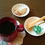 川原そば一 - そばクッキー&コーヒー