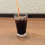 サンマルクカフェ - アイスブラック Sサイズ(190円)+8%