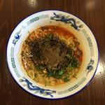 藤田屋 - 汁少なしタンタン麺