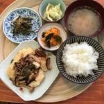 きのこ食堂 - 料理写真:Cランチ