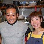 播州地鶏焼鳥 元気 - 【本人許諾済】お母さんと息子さんです。色々と話をしたりして楽しかったです。美味しい料理と楽しい会話、そしてサービス満点でした。