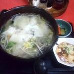 楓林 - 料理写真:ワンタンメン
