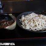 武州うどん江川 - 肉汁うどん