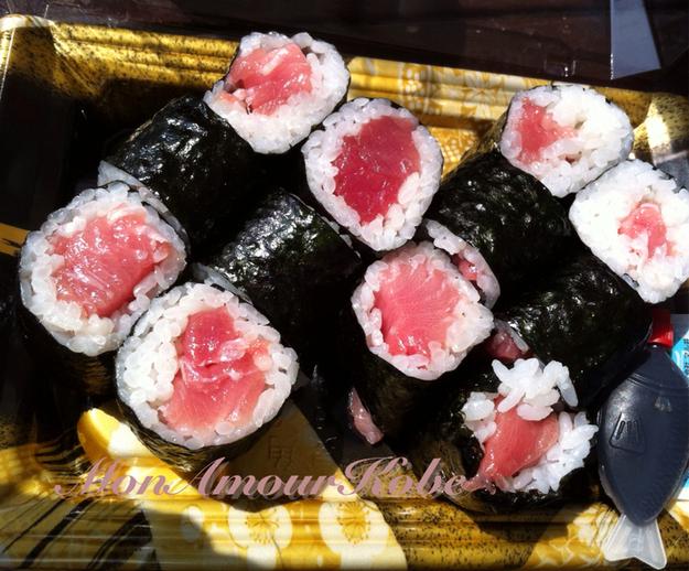 大海屋マグロ寿司