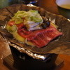 Yamakanoyu - 料理写真:ほう葉味噌焼き