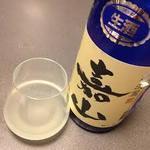 日本酒バル 方舟プラチナ  - 嘉山