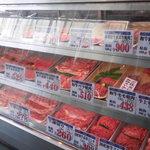 37635315 - 本業の肉売り場