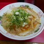 ますたに - チャーシュー麺(並)800円