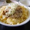 宮古 - 料理写真:納豆定食(350円)