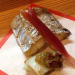 37638340 - 太刀魚の一味焼